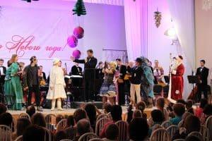 В Карельской филармонии состоится ежегодная Благотворительная елка