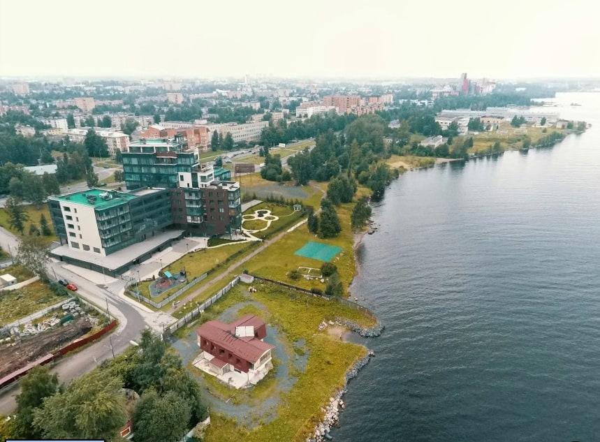 Петрозаводск. Гугл-просмотр. Август 2017 года