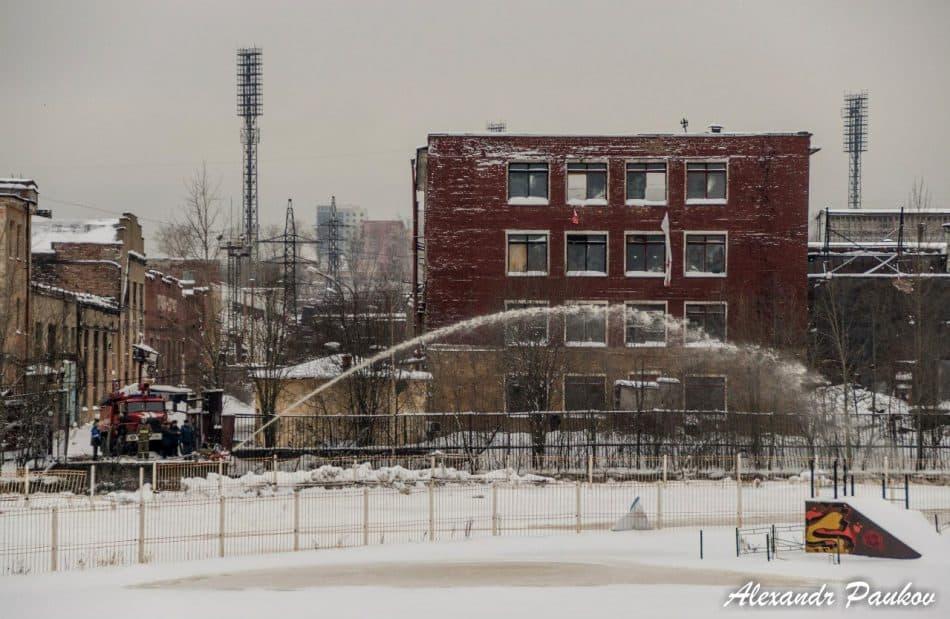 Город ОТЗ внутри города Петрозаводска