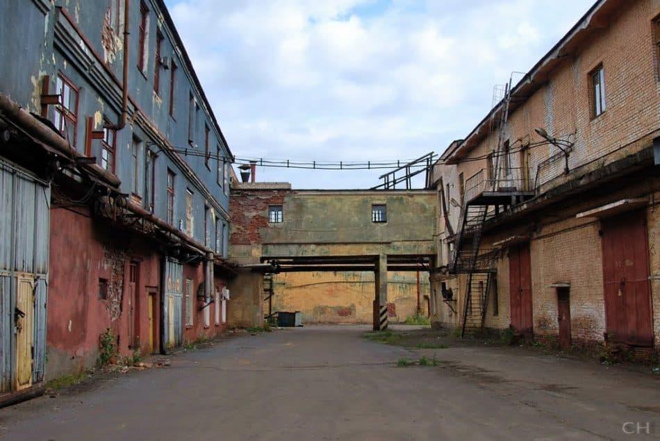 Одна из улиц города ОТЗ. Фото: Сергей Никитин