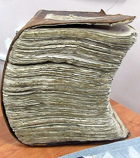 Одно из дел: более 1300 документов