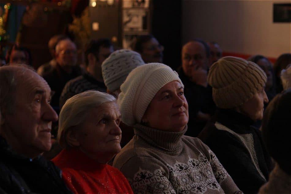 """На премьере фильма """"Экстремисты"""" в Петрозаводске. Фото Юлии Тапио"""