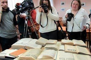 Интерес журналистов к изданиям, выходившим 100 и более лет назад, понятен