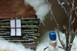 В Детской библиотеке Карелии устроили зимнюю сказку