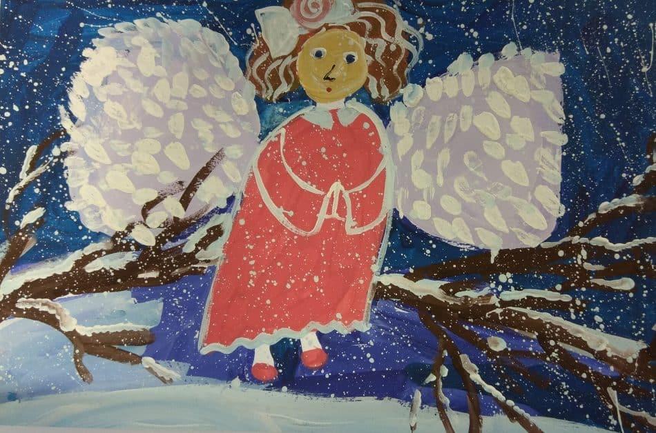"""Выставка """"Волшебное Рождество в северных странах» до конца января открыта в Детской библиотеке РК имени Владимира Морозова"""
