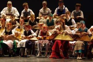 В Карелии в 11-й раз пройдёт Международный фестиваль народной музыки «Кантеле»