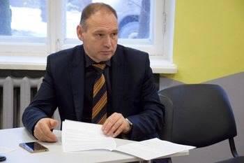 Геннадий Сараев. Фото Марии Голубевой