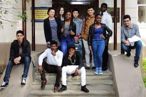 Иностранные студенты в ПетрГУ. Фото: petrsu.ru