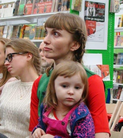 Подрастают новые читатели. Фото: Юлия Свинцова