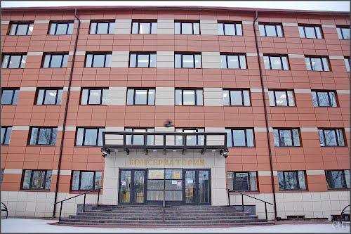 Петрозаводская консерватория. Фото: Nikitin_Sergey, www.provuz.ru