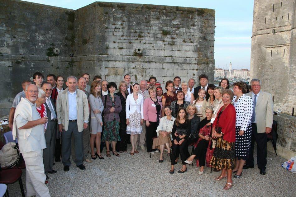 Фото Ирины Ларионовой о визите петрозаводской делегации в Ла Рошель
