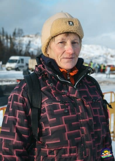 Людмила Кудрявцева. Фото: Эдуард Тур
