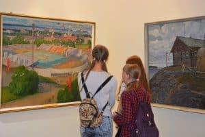 Музей изобразительных искусств Карелии открывает для старшеклассников и студентов студию «Art-стажер»