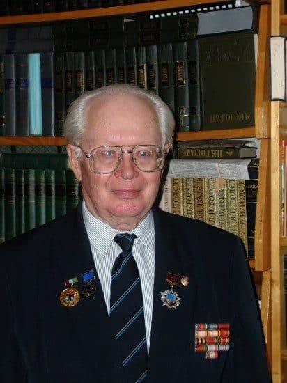 Павел Сепсяков. Фото Владимира Ларионова