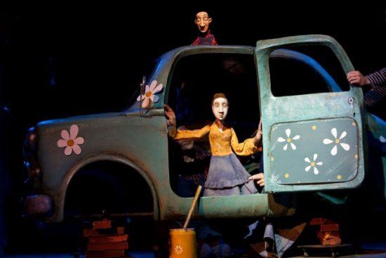 """Одну из трех премий в 2016 году получил Театр кукол Карелии за спектакль """"Железо"""". Фото Театра кукол РК"""