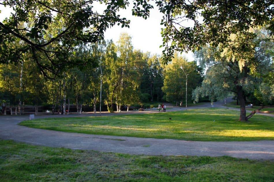 Парк на Неглинке, 2012 год. Фото: С. Твердохлебов