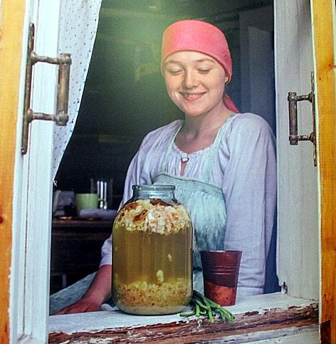 """Фото с выставки """"Цвета кухни Белого моря"""""""