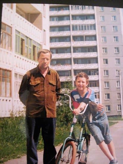 С отцом Валерием Валентиновичем