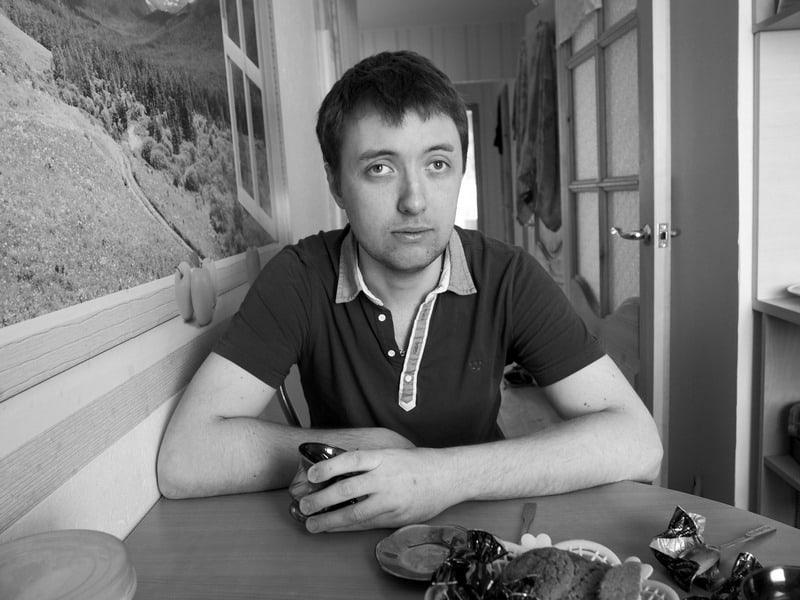 Михаил Магумов. Фото Ирины Ларионовой