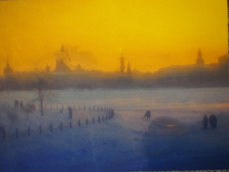 """Выставка """"Волшебный монокль"""" в Галерее промышленной истории. Фото Ирины Ларионовой"""