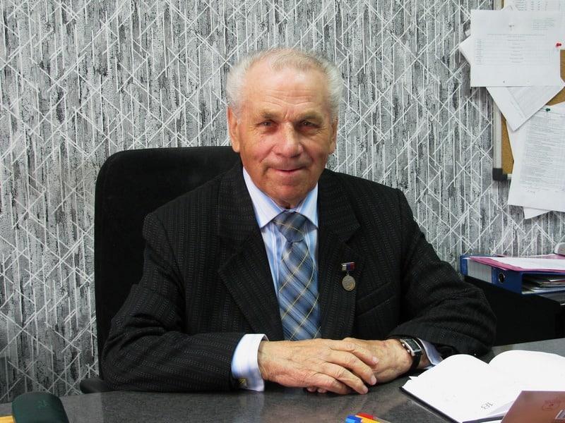 Анатолий Федорович Ганжиков