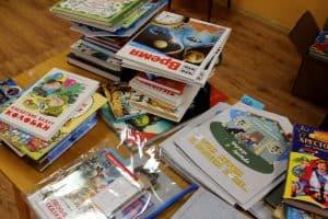 Более 800 книг собрали петрозаводчане для юных читателей сельских библиотек