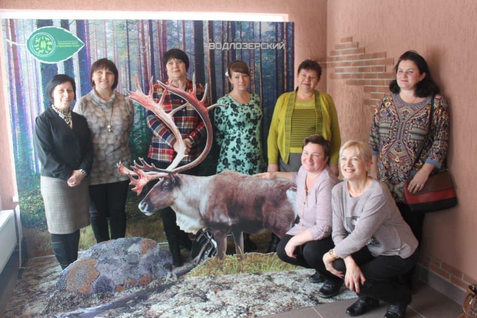 Учителям Карелии рассказали о проекте «По следам северного оленя»