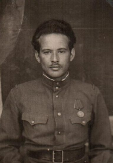 Игорь Румянцев. 1946 год