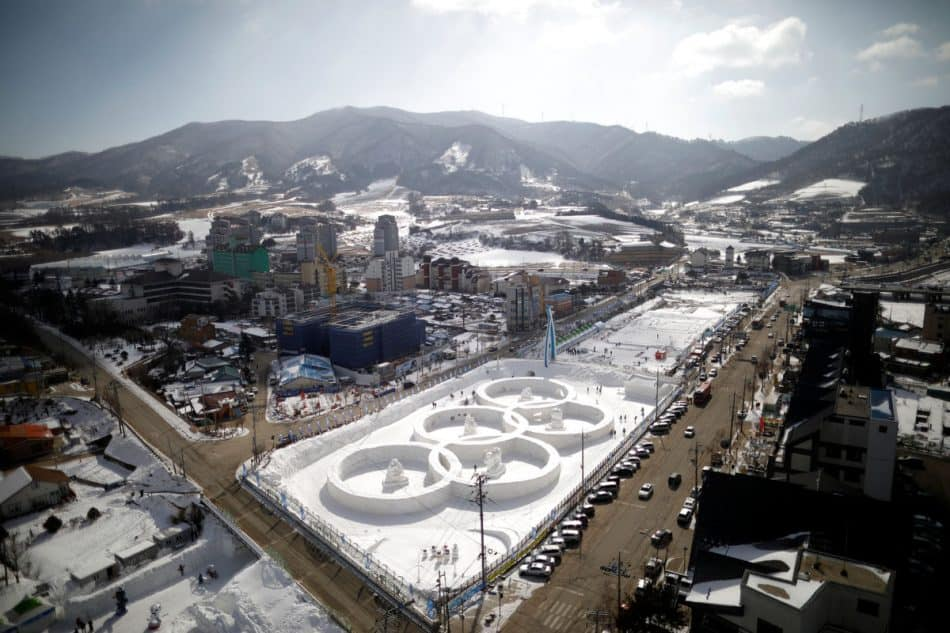 Пхенчхан. Фото REUTERS
