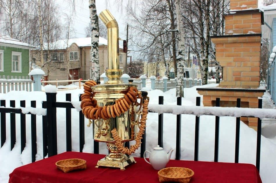 17 февраля музей-заповедник «Кижи» впервые проводит праздник «Старый город. Зима»