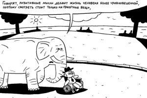 «Я — слон!». И это круто!