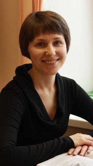 Этнолог Юлия Литвин