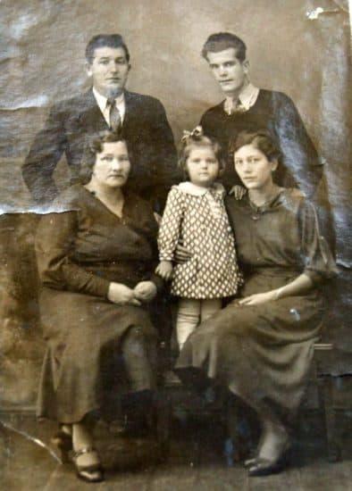 Семья Хамильтон