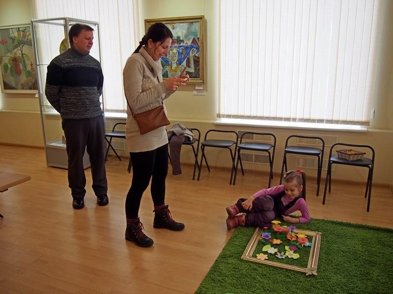 Семья Семенцовых не пожалела, что отправилась в выходной в музей