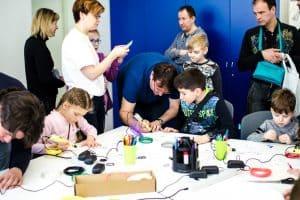 Технопарк «Сампо» открыл двери для будущих инженеров, энергетиков и техников