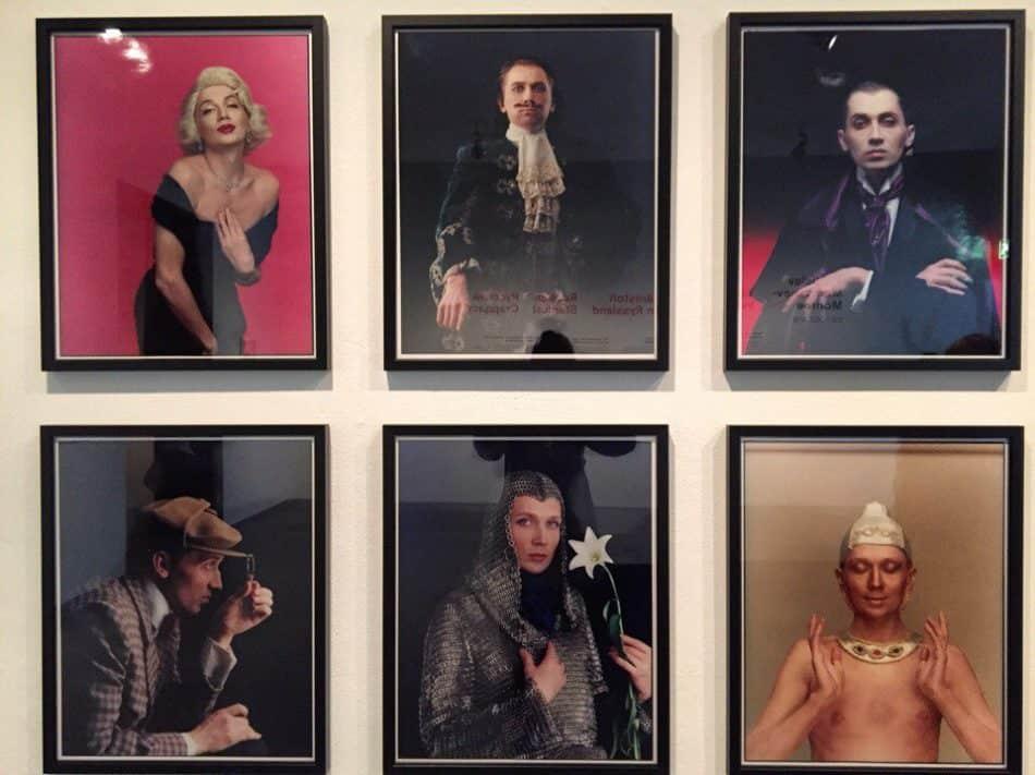 Выставка «Звездная пыль из России» в музее современного искусства «Киасма»