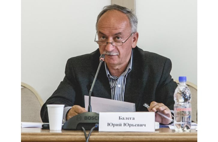 Юрий Балега. Фото: www.sib-science.info