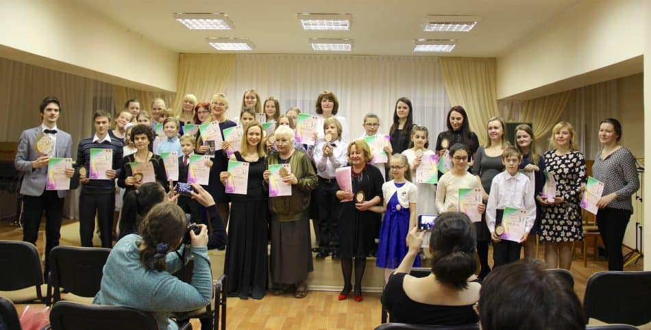 Открытый республиканский фестиваль «Учитель-ученик-музыка» в Петрозаводске