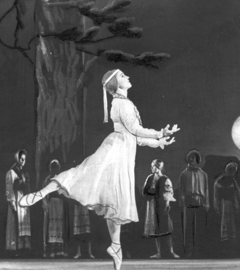 "Светлана Губина - Невеста в балете ""Сампо"""