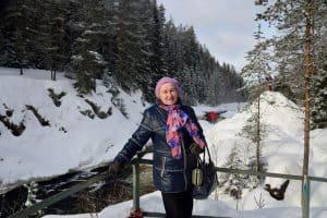 Лариса Кирикова. Фото из личного архива
