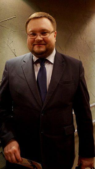 Алексей Лесонен. Фото Ирины Ларионовой