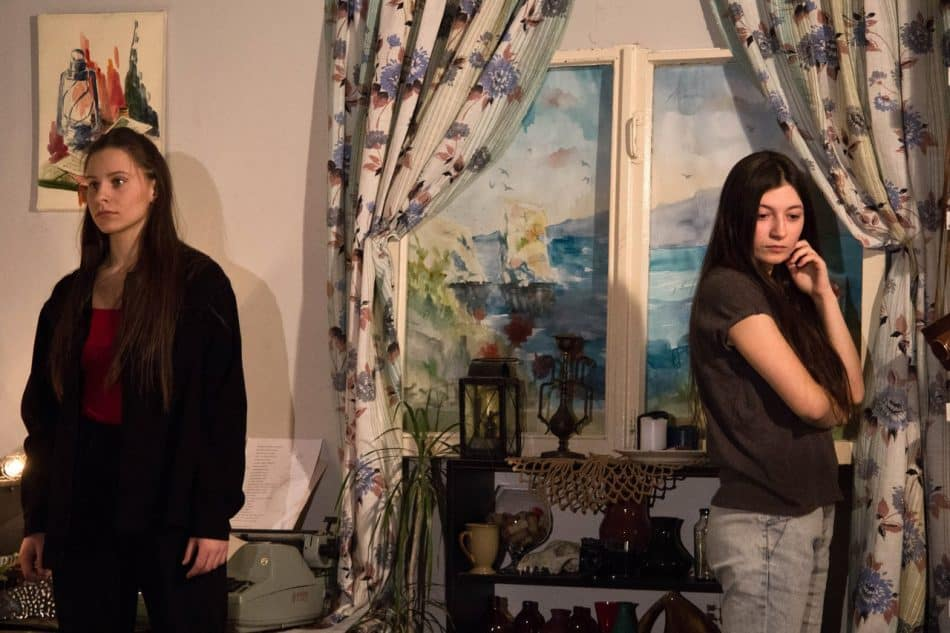 Надежда Позднякова и Ольга Мазайло