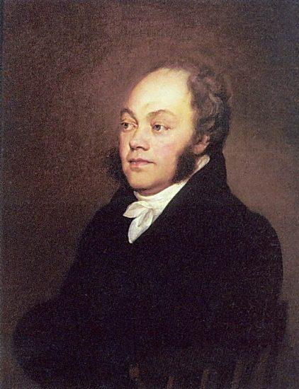 Орест Кипренский. Портрет графа Федора Васильевича Ростопчина, 1809 год