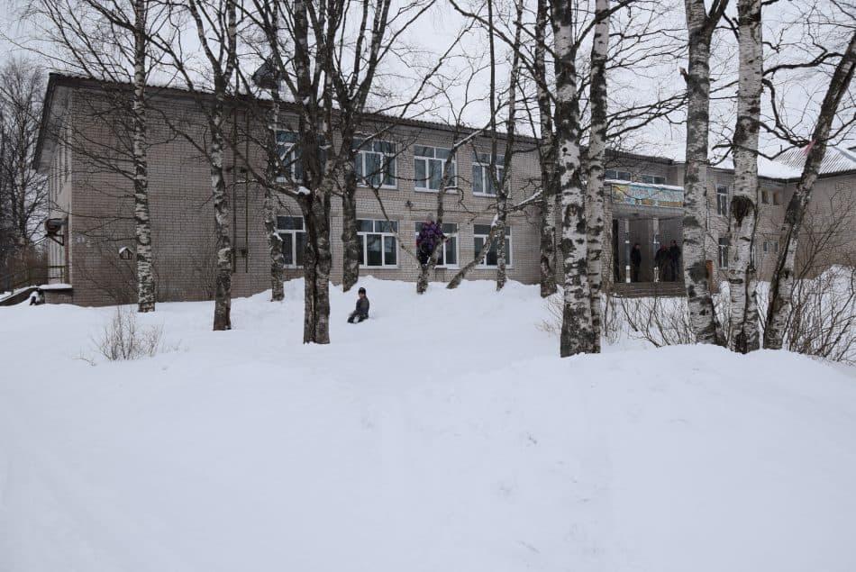Святозерская основная школа Пряжинского района