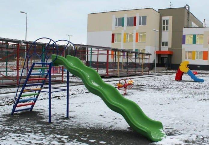 Петрозаводск. Детский сад «Апельсин». Фото с сайта дошкольного учреждения