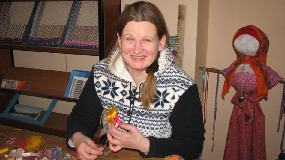Екатерина Редькина из Петрозаводска впервые участвует в «Петроглифе»