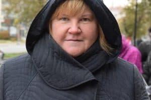 Ирина Архипова, председатель городской организации работников народного образования. Фото Марии Голубевой
