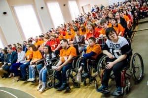 На открытии чемпионата Карелии «Абилимпикс»