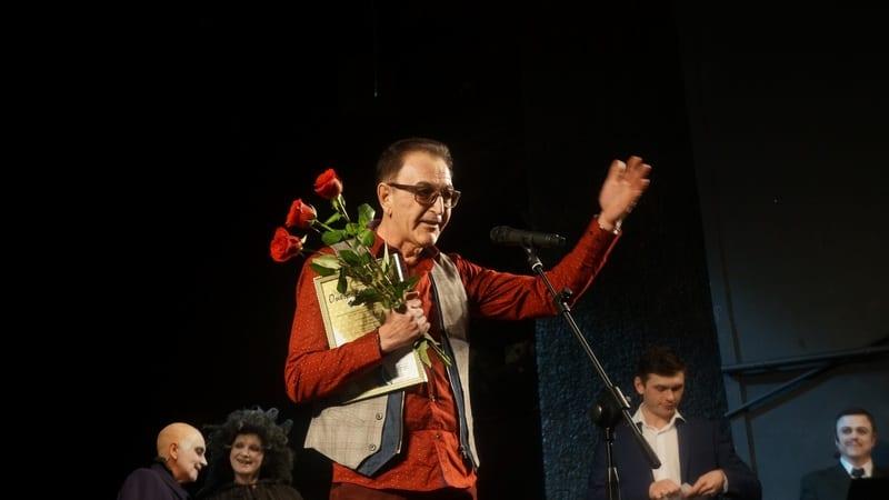Евгений Балалаев. Онежская маска. Фото Ирины Ларионовой