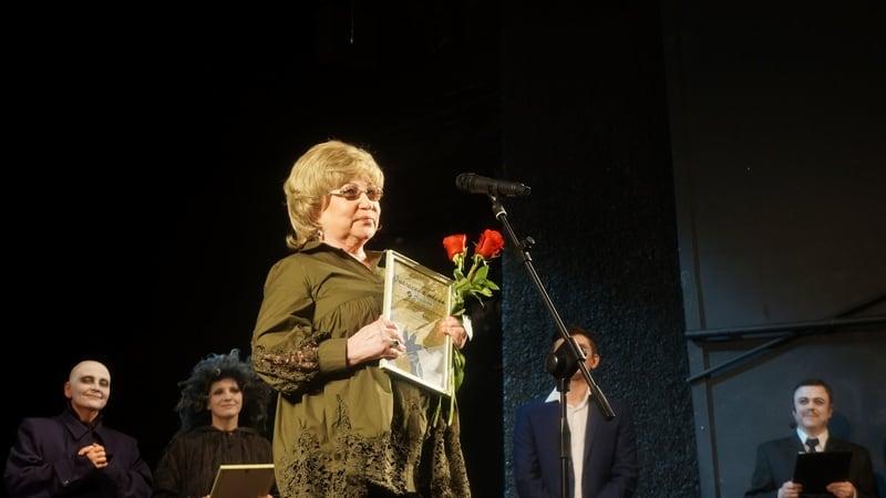 Людмила Терентьева. Онежская маска. Фото Ирины Ларионовой